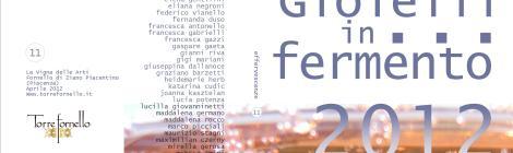 Gioielli in fermento Catalogo Premio Torre Fornello 2012