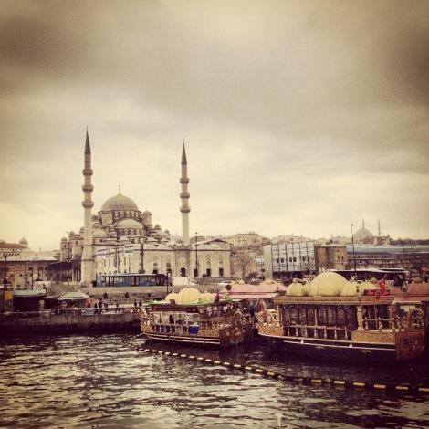 Istanbul by Bosforo short cruise