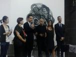 Gigi Mariani awarded artist for Joya 2015