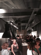 Opening hosted at Boffi with Torre Fornello support
