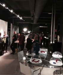 Gioielli in Fermento #gallery opening at Boffi Barcelona