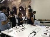 Liana Pattihis, guest artist for Joya 2012