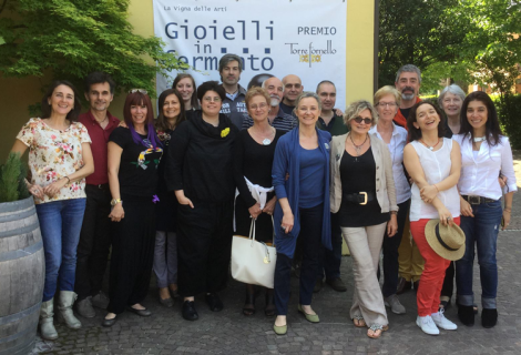 Charon Kransen Seminar in Italy - May 2015