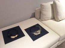 jewellery FLUSSO di Peggyarte | design MILOE di Piero Lissoni